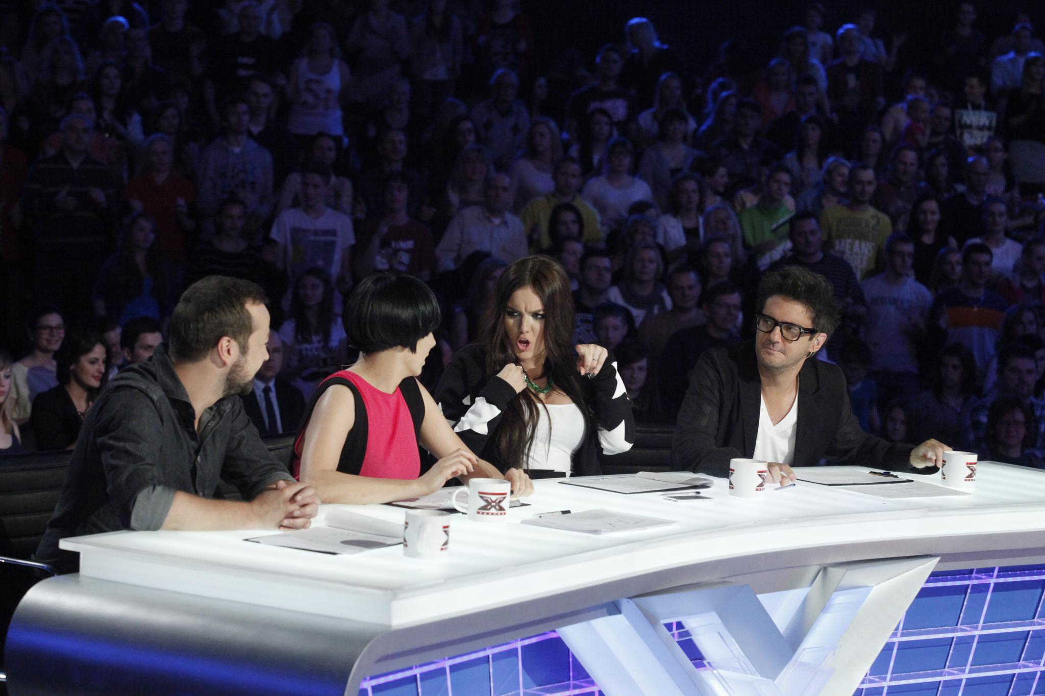 Jury X Factor
